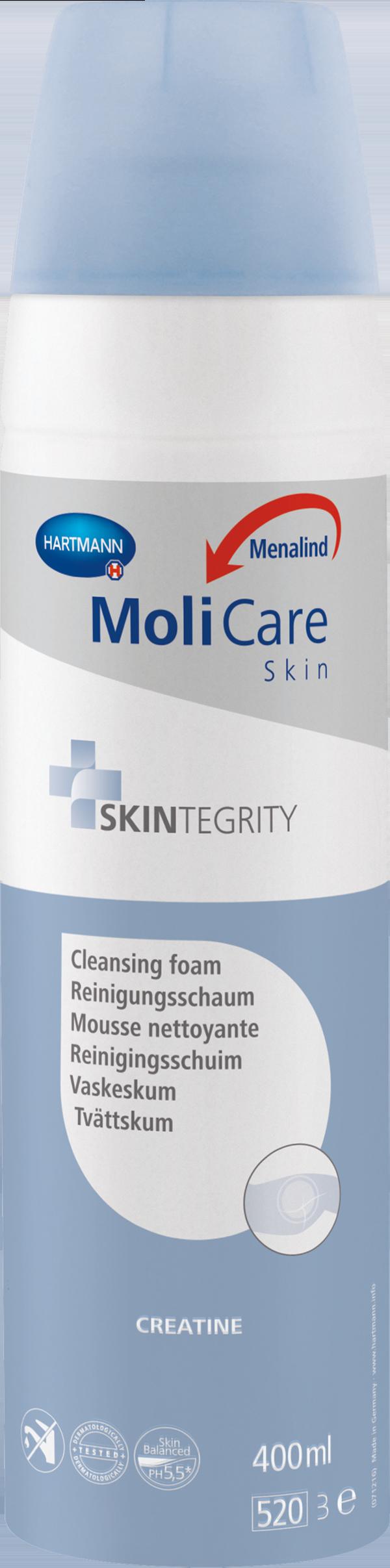 MoliCare® Skin Clean - Cleansing Foam -