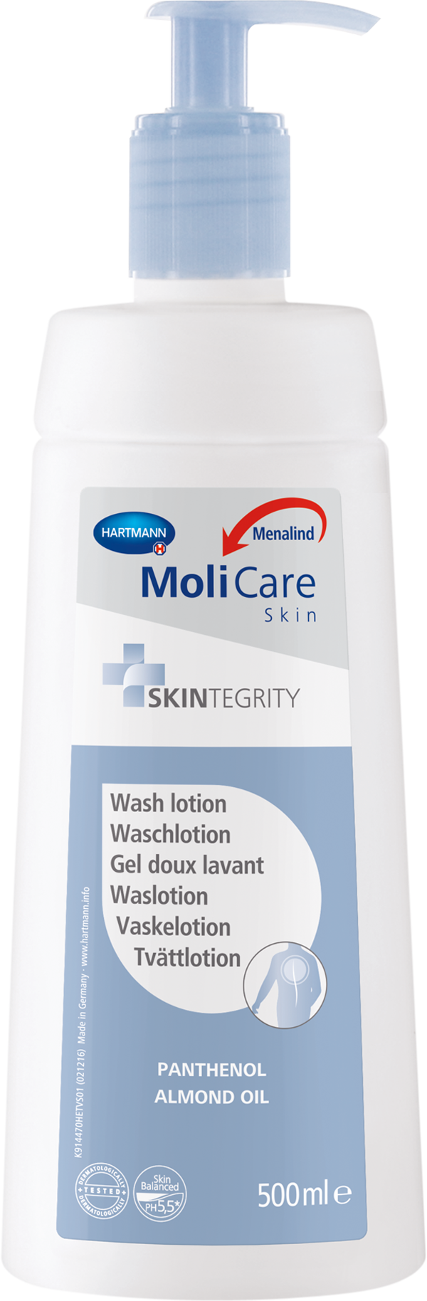 MoliCare® Skin Clean - Wash Lotion -