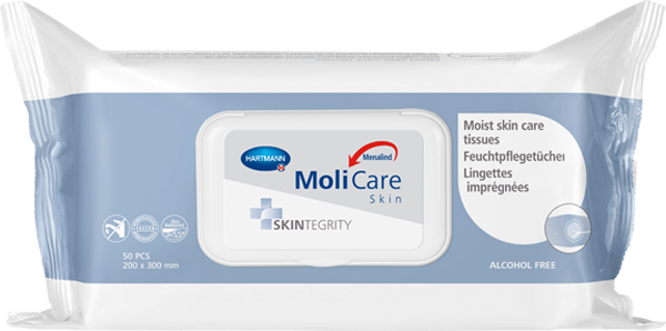 MoliCare® Skin Clean - Wet Tissues -