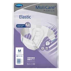 MoliCare® Premium Elastic 8 Drops Size M(85-120cm) - Unisex