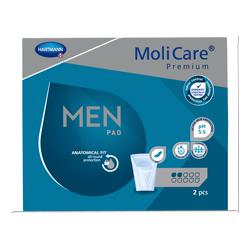 MoliCare® Premium MEN Pad 2 Drops