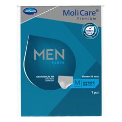 MoliCare® Premium MEN Pants Size M (80-120cm)