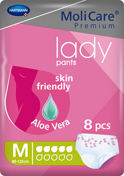 MoliCare Premium Lady PANTS 5D Size M 8 pcs