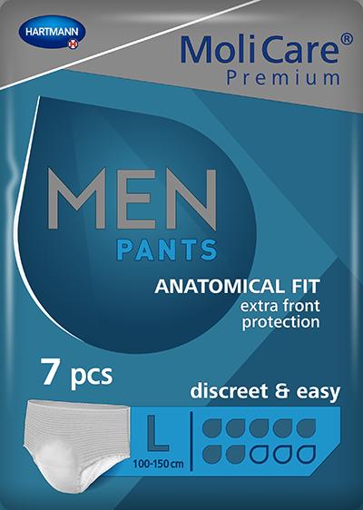 MoliCare Premium MEN PANTS 7D Size L 7 pcs